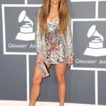 Actress Jennifer Lopez arrives at The 53rd Annual GRAMMY Awards held at Staples Center on February 13, 2011 in Los Angeles, California