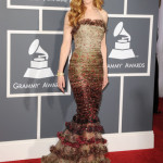 Actress Nicole Kidman arrives at The 53rd Annual GRAMMY Awards held at Staples Center on February 13, 2011 in Los Angeles, California