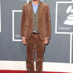 Musician Ryan Bingham arrives at The 53rd Annual GRAMMY Awards held at Staples Center on February 13, 2011 in Los Angeles, California