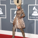 Rapper Nicki Minaj arrives at The 53rd Annual GRAMMY Awards held at Staples Center on February 13, 2011 in Los Angeles, California