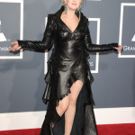 Singer Cyndi Lauper arrives at The 53rd Annual GRAMMY Awards held at Staples Center on February 13, 2011 in Los Angeles, California