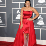 Singer Jordin Sparks arrives at The 53rd Annual GRAMMY Awards held at Staples Center on February 13, 2011 in Los Angeles, California
