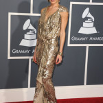 Singer LeAnn Rimes arrives at The 53rd Annual GRAMMY Awards held at Staples Center on February 13, 2011 in Los Angeles, California