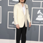 Singer-songwriter John Mayer arrives at The 53rd Annual GRAMMY Awards held at Staples Center on February 13, 2011 in Los Angeles, California