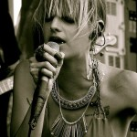 Automatic Loveletter's Juliet Simms on 'The Voice'