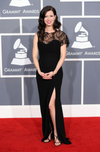 joy williams the civil wars grammys 2012