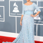 katy perry elie saab couture grammys 2012