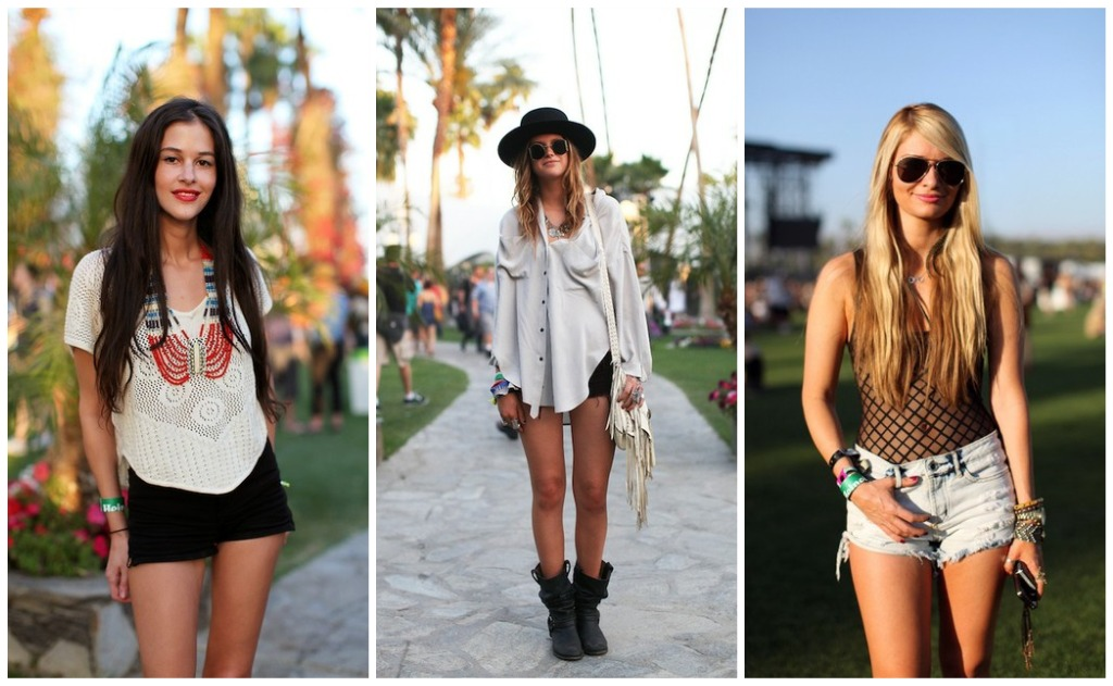 music festival fashion trends